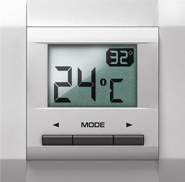 Терморегулятор Теплолюкс ТР-715 (белый)