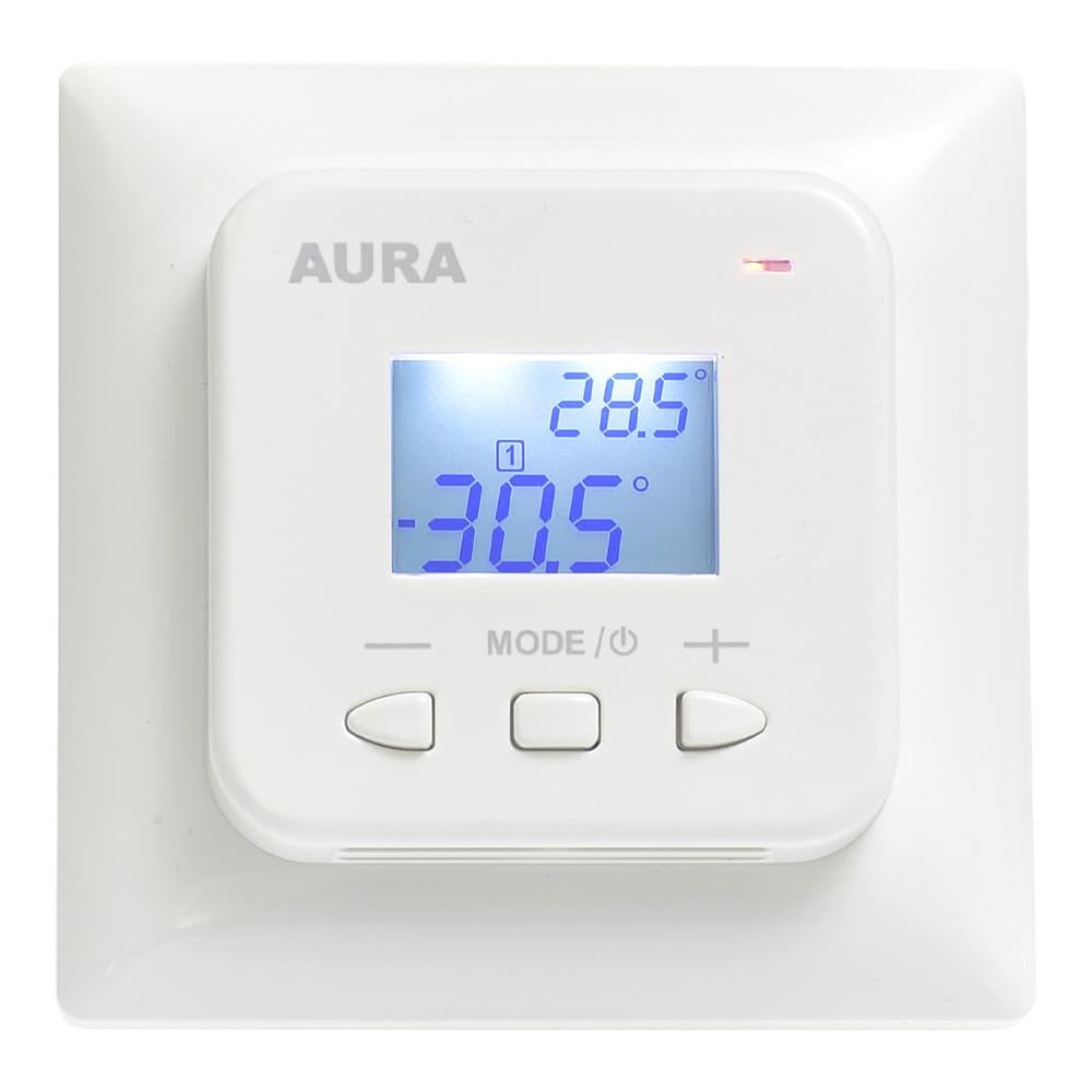 Терморегулятор AURA LTC 440 белый