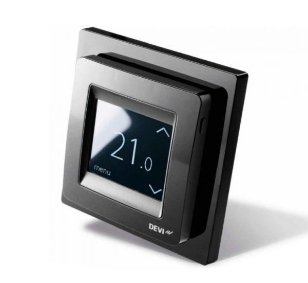 Терморегулятор DEVIreg Touch black (черный)