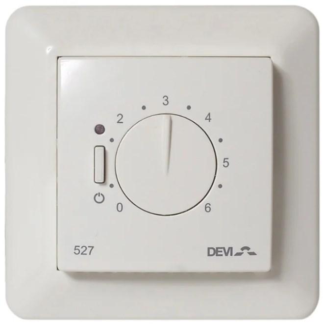 Терморегулятор DEVIreg 527 ELKO