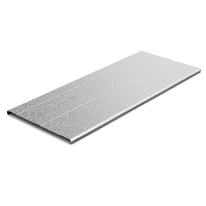 Крышка металлического лотка 100х3000 мм
