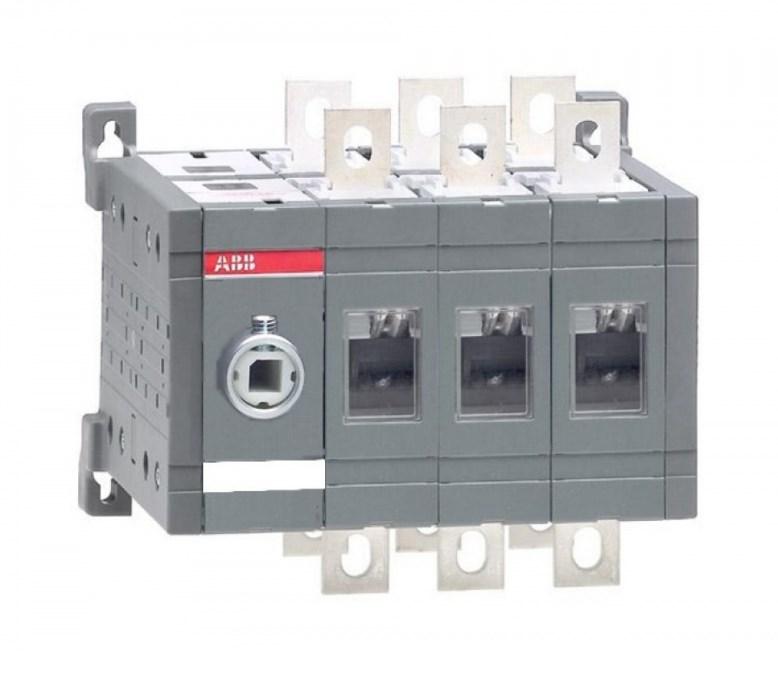 Реверсивный выключатель нагрузки АВВ ОТ315Е03C 3P 315A