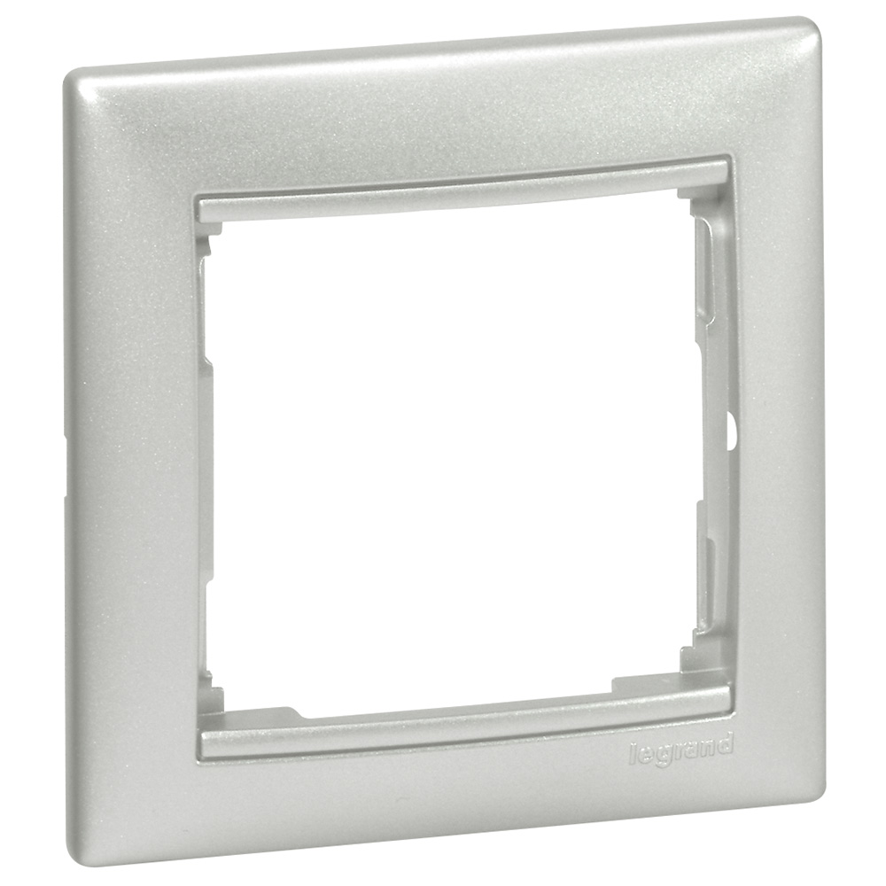 Рамка 1-я, алюминий, универсальная 770151 LG