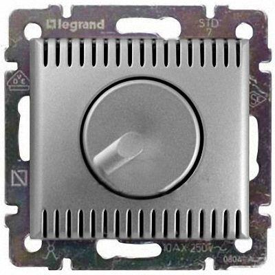 Светорегулятор поворотный 100-1000Вт, алюминий 770260 LG
