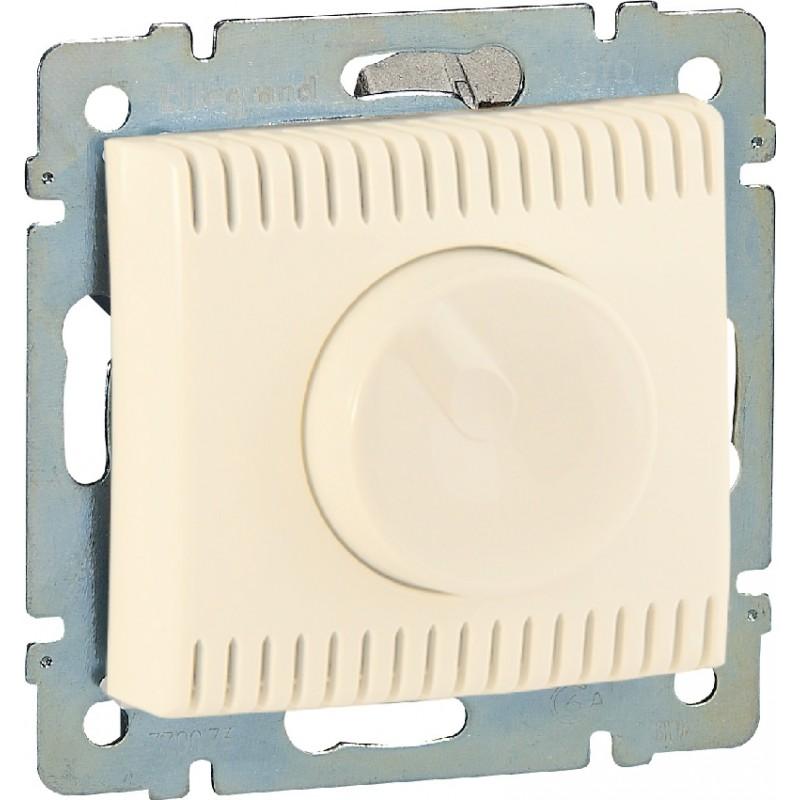 Светорегулятор поворотный 100-1000Вт, слоновая кость 774160 LG