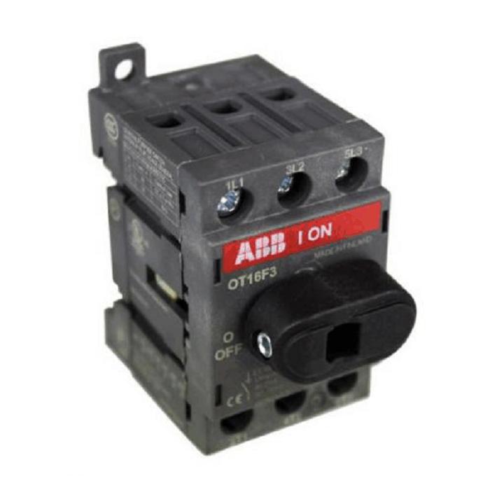 Выключатель нагрузки АВВ OT16F3 16А