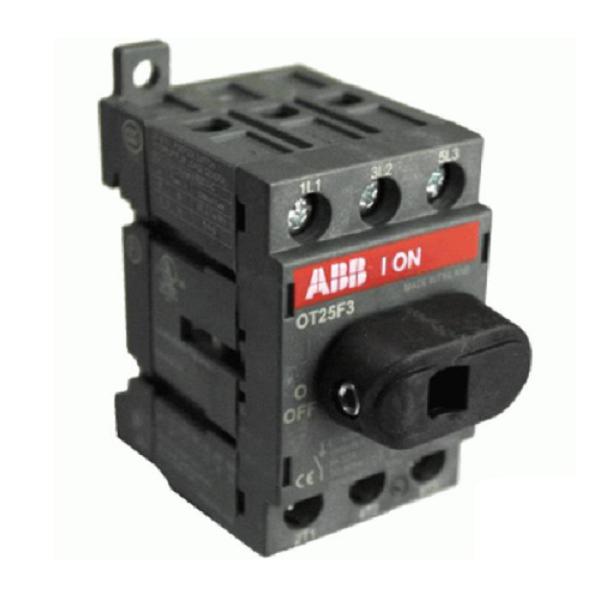 Выключатель нагрузки АВВ OT25F3 25А