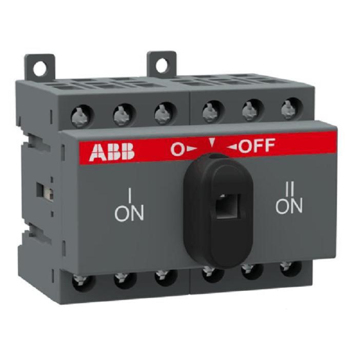 Реверсивный выключатель нагрузки АВВ OT16F3C 3P 16A