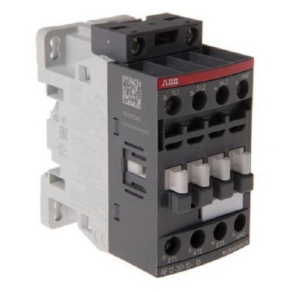 Контактор АВВ АF12-30-10-13 12А 100-220В AC/DC
