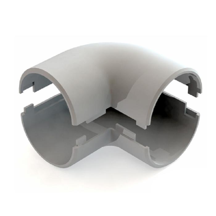Разборный угловой соединитель для труб диаметр 16 мм