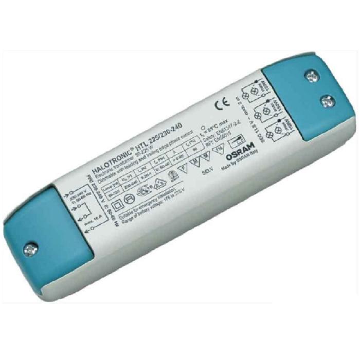 Электронный трансформатор для галогенных ламп OSRAM HTL 225/230-240